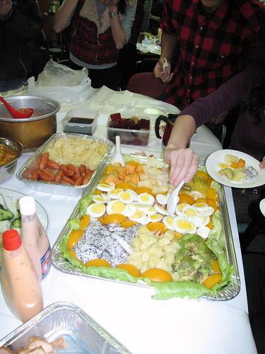 20061222 004 Veggie salad