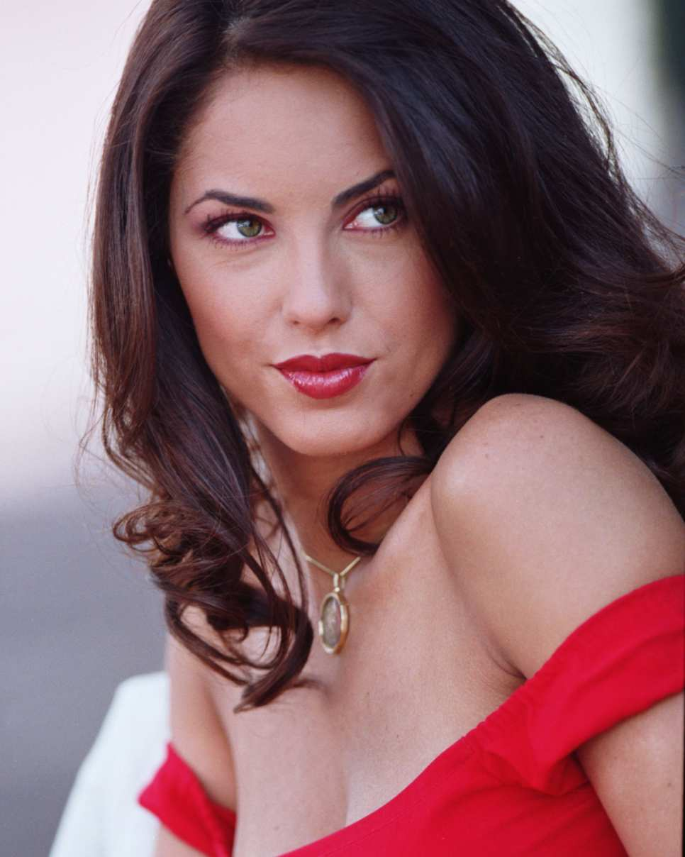 barbara Mori Hot Brunette latina model