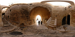 Jewish Quarter - Jerusalem, Old City - 360 (Sam Rohn - 360 Photography) Tags: street travel panorama stone architecture night geotagged photography israel photo interesting nikon arch peace exterior d70 nikond70 availablelight jerusalem middleeast paz location panoramic explore photograph jewish pace judaism nikkor filmmaking stitched holyland filmproduction 360x180 oldcity qtvr scouting 360 paix 360x180 judiasm jewishquarter panography alquds filmlocation locationscouting virtualtour locationscout equirectangular 105mmf28gfisheye filmlocations rohn filmscouting nylocations samrohn realvizstitcher locationscouts virtualjerusalem filmscout virtiualtour