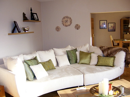 Sofa in Living / Family Room,house, interior, interior design