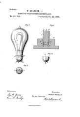 Globe for Incandescent Electric Lamps