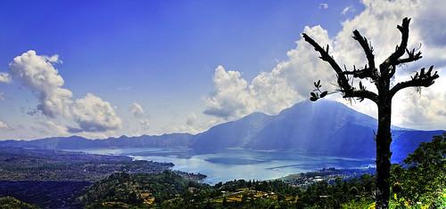 Montañas de Bali, Indonesia