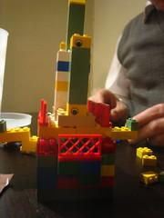 Dark satanic mill... made of Lego