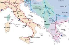 Perjalanan Ferry Dari Brindisi (Italy) ke Patras (Greece)