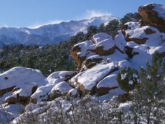 Pikes Peak & Garden of the Gods