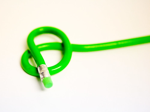 It's Knot Easy Being Green