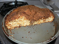 New Year's Coffee Cake