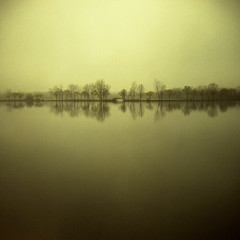 Holga: Ford Lake by Matt Callow