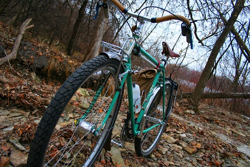 bike rocks