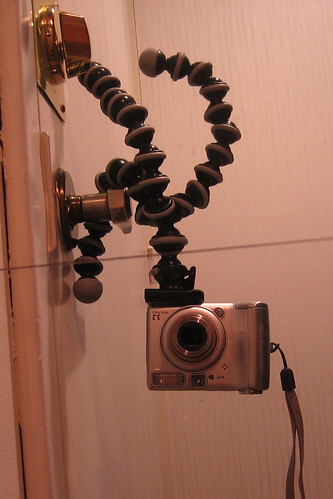 Gorillapod In Action