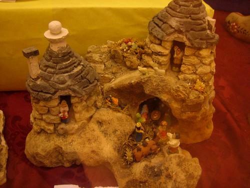 Presepe from Alberobello, Puglia