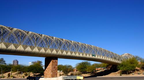 Rattlesnake Footbridge, Tucson