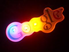 Google Blue Yellow