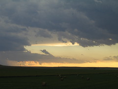 Sunset (Brian's Eye) Tags: cloud storm weather clouds kansas thunderstorm storms severe thunderstorms severeweather hays elliscounty kansasthunderstorm kansasthunderstorms