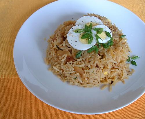 Egg Pilaf