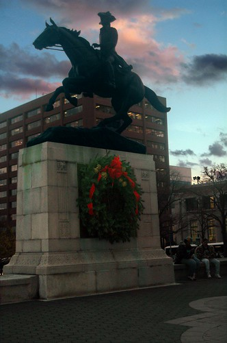 rodney square wreath