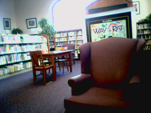 Chapman Library  �  1.13.07
