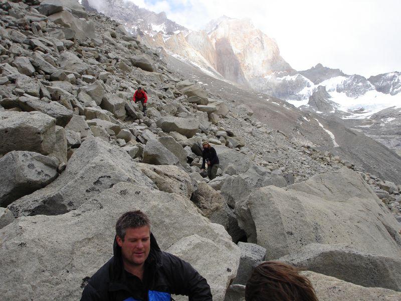 Boulders at Torres