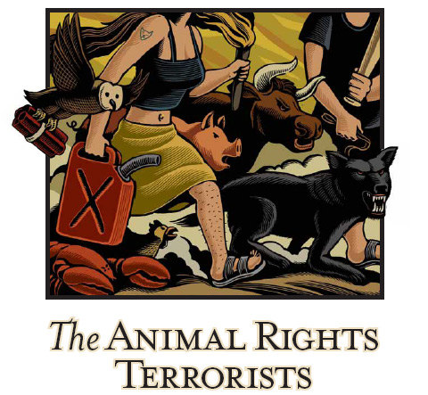 The Animal Rights Terrorists (from the NRA's 'Freedom in Peril')