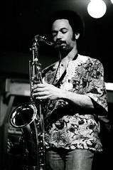 Ron Bridgewater (Tom Marcello) Tags: blackandwhite newyork photography jazz saxophone boomers jazzmusic jazzmusicians livejazz jazzplayers jazzphotos jazzphotography ronbridgewater nycjazz jazzphotographs tommarcello