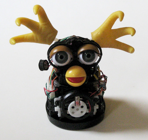 Circuit Bent Furby