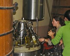 Bottling El Tesoro Anejo