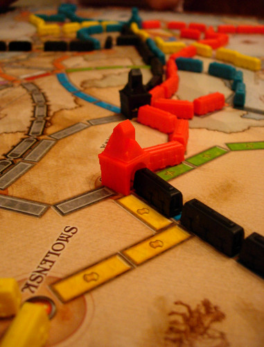 Boardgame by Suviko on Flickr