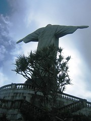 Christ the Redeemer (Kevin Coles) Tags: city travel brazil mountain latinamerica southamerica nature rio brasil riodejaneiro christ culture cristoredentor christtheredeemer corcovado brazilian portuguese marvelous guanabarabay