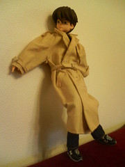 Heero Yuy, action figure
