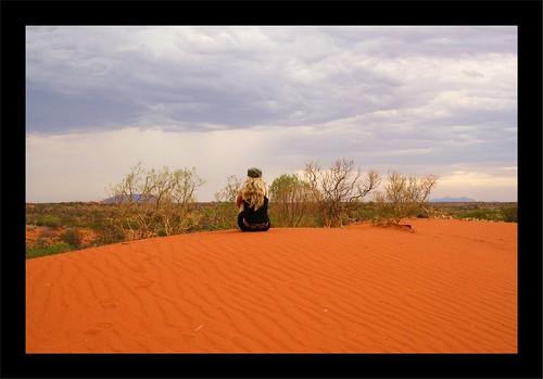 Uluru and the Olgas