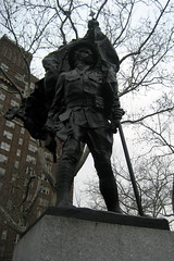 NYC - West Village: Abingdon Square Park - Abingdon Doughboy by wallyg, on Flickr