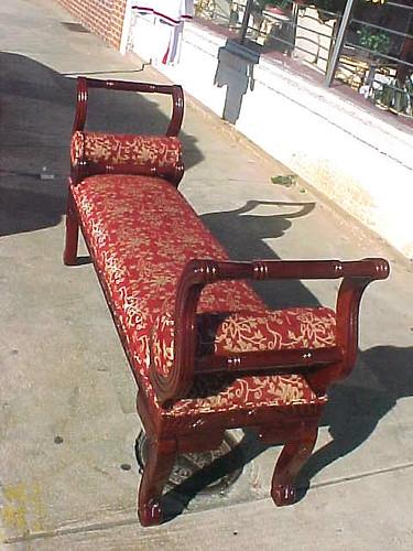 TaBreja's Bench