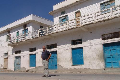 1930's architecture in Berbera