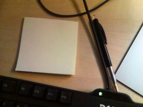 to do: 1. write to do-list