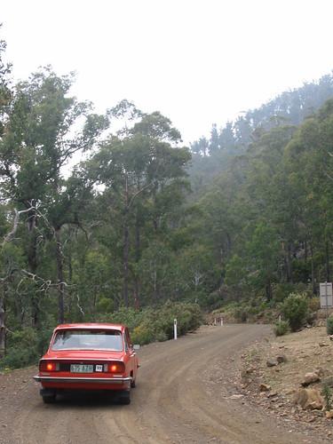 Western Tiers Dirt Road 2
