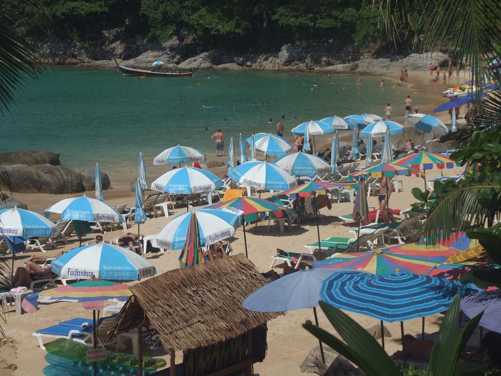 Phuket Island Thailand Beach Asia