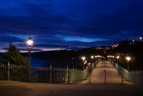 The Spa Footbridge, Scarborough