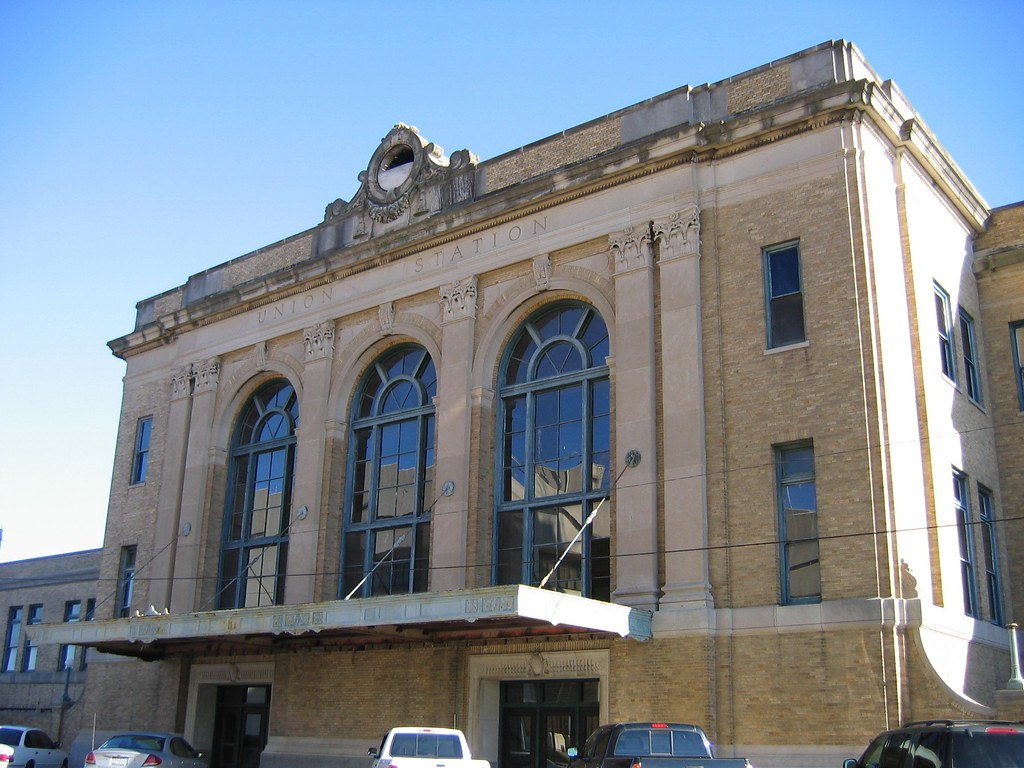 Texarkana, TX/AR Union Station