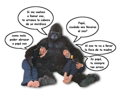resaca gorila 2007