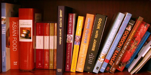 My cooking book collection