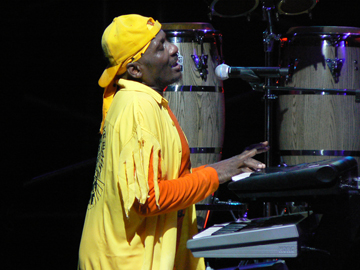 Jimmy Cliff womad 2006 Singapour