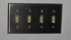 SS switchplate covers