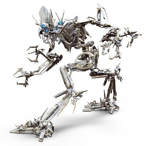 Frenzy CGI Transformers la pelicula