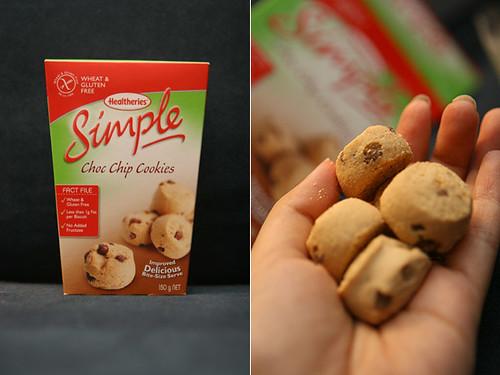gluten free cookies!
