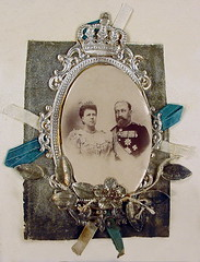Memory (ookami_dou) Tags: edinburgh coburg russia royalty monarchy romanov silverwedding 1899