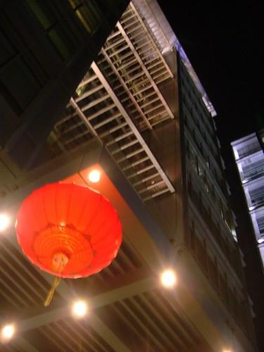 Google China·喜庆的灯笼