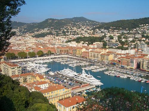 Le Port de Nice