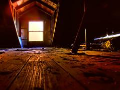 Image: Storage attic