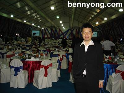 Largest Tent