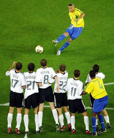 ronaldo brazil to best